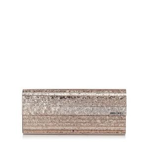 Jimmy Choo SWEETIE clutch bag.